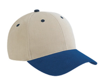 Blank Caps | Brushed Cotton Twill Low Profile Pro Style