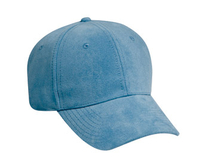 Blank Caps | Polyester Microfiber Suede Low Profile Pro Style