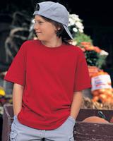 Blank Youth Shirts : Jerzees 5.6 oz 50/50 Youth Tee