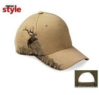 Dri Duck Wildlife Series Khaki Elk