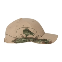 Dri Duck Wildlife Series Walleye Dark Khaki