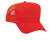 Budget Caps | Otto-Cotton Twill Pro Style Mesh Back