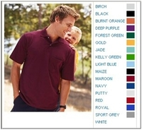 Jerzees 5.6 oz 50/50 Jersey Knit Pocket with SpotShield Stain Resistance