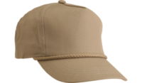 Image Classic Full Poplin Golf Cap