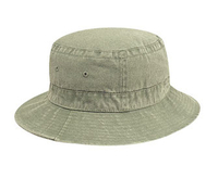 Kids Washed Bucket Hat
