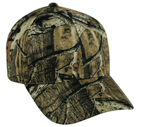 Yupoong-Flexfit Youth Mossy Oak Camo