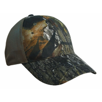 Nu-Fit Brand Mossy Oak Camo Mesh Stretch fit