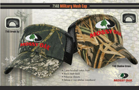Mossy Oak Military Mesh cap