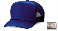 Image Sportsman 5-panel Golf Cap with mesh