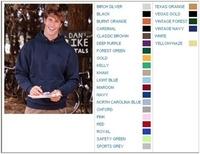 Jerzees 8 oz 50/50 Pullover Hood