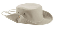 Aussie Style Heavy Brushed Cotton Hat
