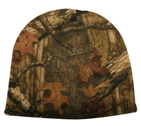 Image Outdoor Cap Camo Knit Reversable Beanie