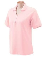 Devon & Jones Ladies Pima Pique Short-Sleeve Polo
