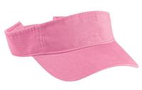 Cobra-Budget Caps Garment Washed Visor