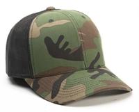 Image Camouflage Caps : Camo Caps