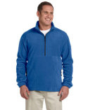 Devon & Jones Wintercept Fleece Unisex Quarter-Zip Jacket