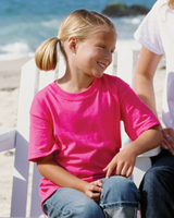 Blank Shirts : Gildan 6.1 oz Ultra Cotton Youth Tee