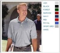 Gildan 6.1 oz Cotton Jersey Polo