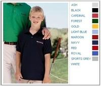 Gildan 5.6 oz 50/50 Youth Jersey Polo