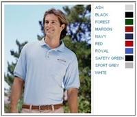 Gildan 5.6 oz 50/50 Jersey Polo with Pocket