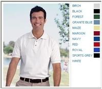 Jerzees 6 oz Cotton Jersey Polo