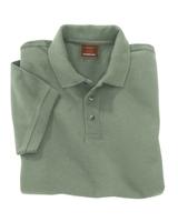 Harriton 6 oz Cotton Pique Mens Short-Sleeve Polo