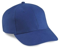 Budget Caps : Cobra-6-Panel Low-Profile Brushed COBRA BRAND Superflex Cap