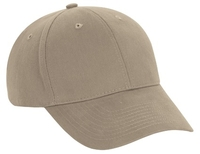 Budget Caps : Cobra-6-Panel Low Profile Brushed Cotton Cap