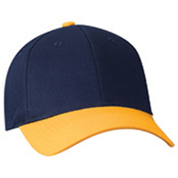 Sportsman-Blank Caps | Classic Cap With Velcro Closure