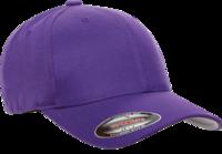 Yupoong Flexfit Wool Mid Profile Cap