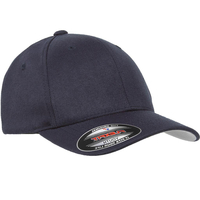 Yupoong Youth Flexfit Wool Mid Profile Cap