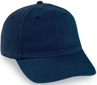 Budget Caps | Cobra-6-Panel Washed Thin CorduroyPremium Cotton