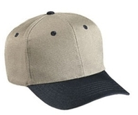 Budget Caps | Cobra-6-Panel Pro Twill Hat