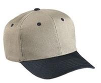 Budget Caps | Cobra-6-Panel Pro Twill Hat