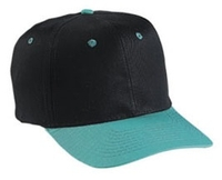 Budget Caps | Cobra-6-Panel Pro Two Tone Twill Baseball Cap low as $1.82
