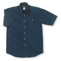 Cobra-Heavy Washed 7.5 oz.Denim Short Sleeve
