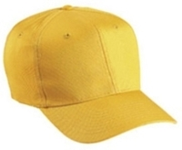 Cobra-Budget Caps 6-Panel Youth Pro Twill