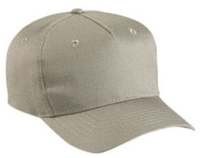 Budget Caps : Cobra 5-Panel Low Profile Twill Hat