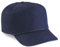 Cobra-5-Panel Denim Golf