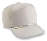 Budget Caps | Cobra-5-Panel Polyester Golf Cap