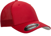 Yupoong Flexfit Cotton Trucker Mesh Hat
