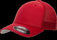 Yupoong Flexfit Cotton Trucker Mesh Hat