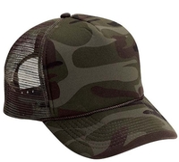 Budget Caps | Cobra-5-Panel Camouflage 4