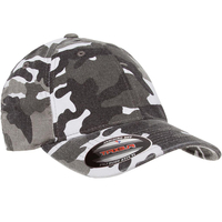 Yupoong-Flexfit Garment Washed Camo by Yupoong