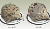 Image KC Caps-Camo cotton twill cap