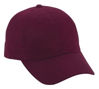 Budget Caps | Cobra-6 Panel Relaxed Cotton w/Velcro