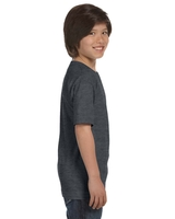 Blank Shirts : Hanes 6.1 oz Ringspun Cotton Youth Beefy-T