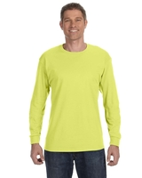 Alpha Jerzees 5.6 oz 50/50 Long-Sleeve Tee