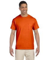 Alpha Gildan 6.1 oz Ultra Cotton Pocket Tee