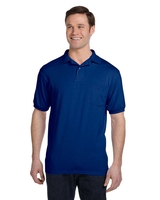 Hanes 5.5 oz 50/50 Jersey Knit Polo with Pocket